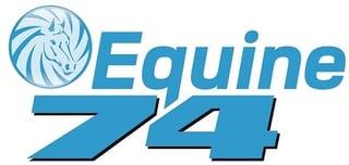 Image result for equine 74 logo